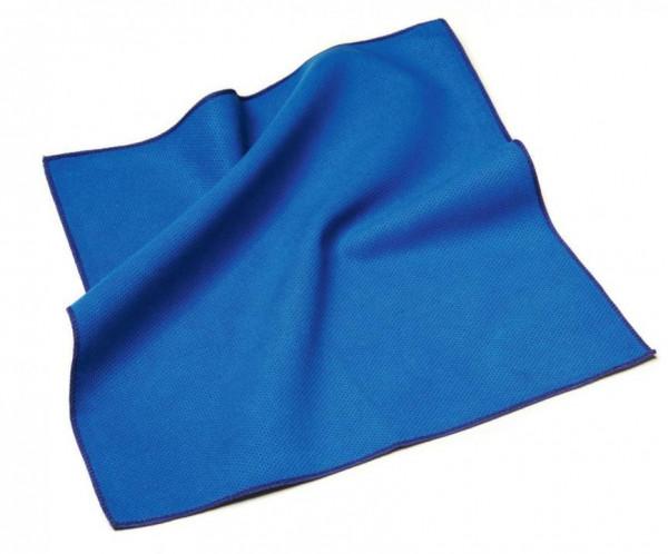 Sigel GL189 Mikrofasertuch Delta, 400 x 400 mm, blau
