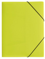 Pagna Gummizugmappe A4 lindgrün