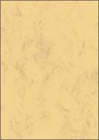 766691262-Design-Marmor-Papier-A4-100-Blatt-90-g-qm-sandbrau