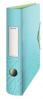 LEITZ Ordner A4 65mm Urban Chic hellblau