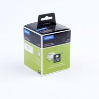 Dymo Thermoetikett 89 x 36 mm weiß