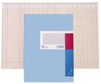 Spaltenbuch A4 in Kopfleisten-Ausf