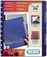 ELBA Ringmappen Register vario Zipp
