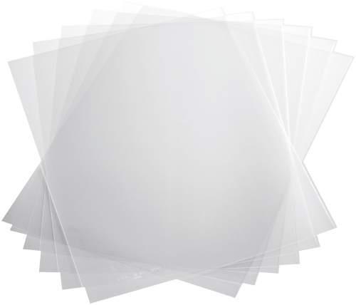 DURABLE Klemmschienenhülle 1-100 Blatt