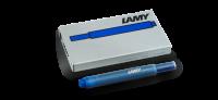 LAMY T10 Tintenpatronen blau löschbar