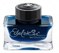 Pelikan Tintenglas 50ml Edelstein Topaz blau violett