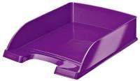 LEITZ Briefablage violett metallic
