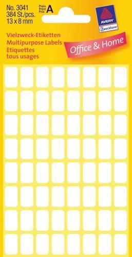 Zweckform Etiketten 3041 weiß