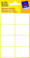 Zweckform 3078 Mini Organisations Etiketten