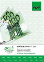 Sigel HA514 Haushaltsbuch A5 40 Blatt
