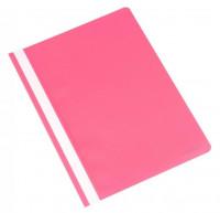 Schnellhefter Plastik DIN A4 pink