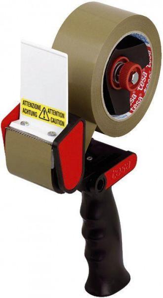 Tesa Paketband Abroller für Packband bis 50mm x 66m