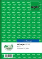 SIGEL AU525 Auftragsbuch