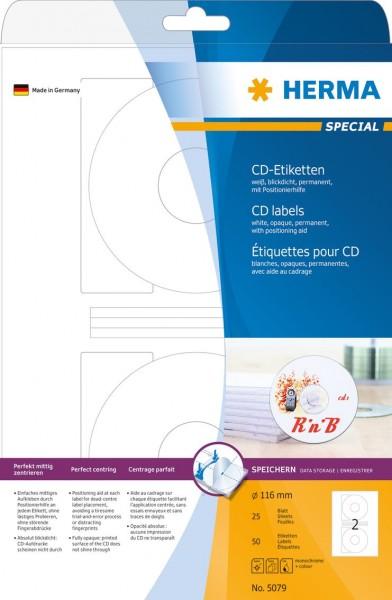 395079-Herma-CD-Etiketten-weiss-116-mm-Papier-matt-50-St