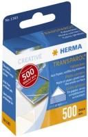 391082-Fotoecken-Herma-1383-Transparol-selbstklebend-500-Stu