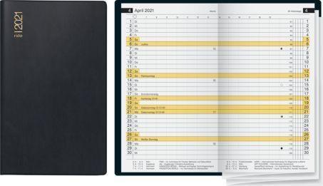 Rido Faltkalender 2022 schwarz