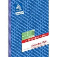 Zweckform 1720 Lieferscheinbuch A5