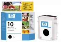 HP Inkjetpatrone Nr. 10 schwarz