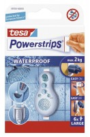 tesa Powerstrips wasserfest