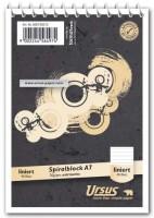 Spiralblock A7 liniert