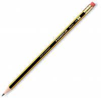 Staedtler Noris Bleistift mit Radierer
