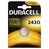 Duracell Lithium Knopfzellen - CR 2430