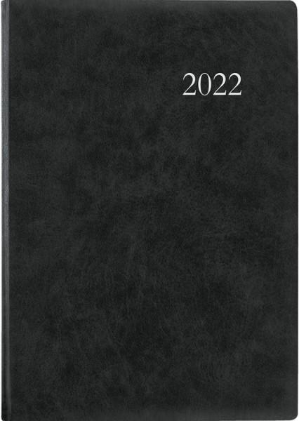 Zettler Buchkalender 2022 A4 1 Tag 1 Seite