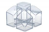 987998-Schreibtisch-Koecher-SCALA-mit-4-Faechern-transparent