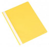 Schnellhefter Plastik DIN A4 gelb