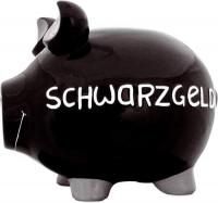 KCG Sparschwein Schwarzgeld