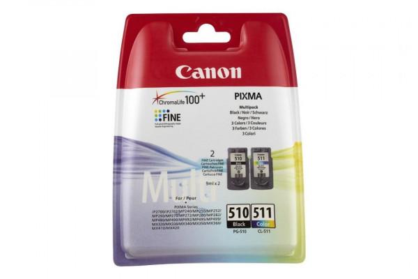 Canon PG-510 und CL-511 Multpack