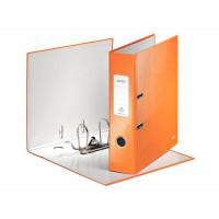 LEITZ Wow Ordner 80mm orange-metallic