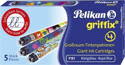 566229-Pelikan-Tintenpatronen-Griffix-5-Stueck-loeschbar-bla