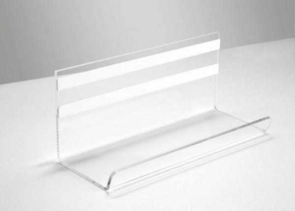 Sigel GL199 Stifteschale für Glas-Magnetboards artventum