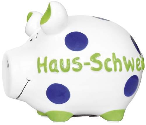 Sparschwein Haus Schwein