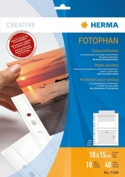 710716-HERMA-7586-Fotohuellen-10-x-15-quer-Fotophan-Sichthue
