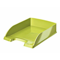 LEITZ Briefkorb Plus Wow grün metallic