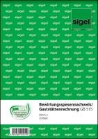 Bewirtungsspesennachweis/Gastst