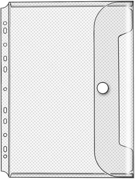 Veloflex Dokumentenhüllen transparent