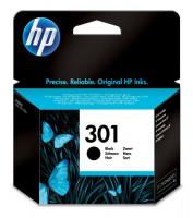 HP301 Inkjetpatrone schwarz