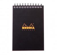 Rhodia Spiralblock A6 liniert