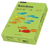 Rainbow A4 160g mittelgrün