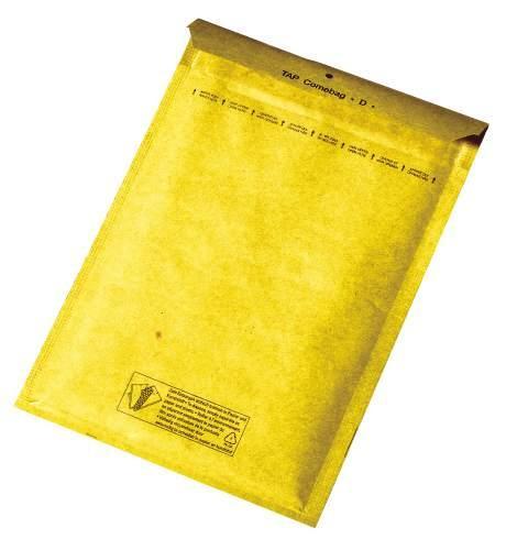 Luftpolstertaschen 180x265mm 100 Stück