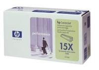 HP Jumbo Lasertoner Nr. 15X schwarz