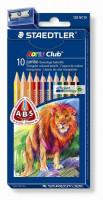 410875-Farbstift-Noris-Club-jumbo-dreikant-10-Farben-Spitzer