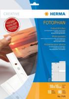 710715-HERMA-7585-Fotohuellen-10x15-hoch-Fotophan-Sichthuell