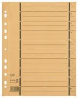 ELBA Trennblätter A4 gelb 100 Stück