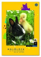 040499000-Malblock-A4-70-g-qm-weiss-Block-100-Blatt