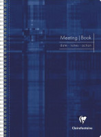 Clairfontaine Meeting Book DIN A4