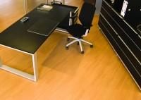 Bodenschutzmatte klar 120 x 90 cm